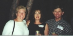 Leslie Branstetter, Jill Simpson and Dave Thornton - 30th