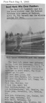 May 1966 Track Meet results