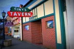 Tiny's Tavern in Mt. Angel, Oregon