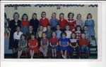 Kingston School - 1st Grade - Ardinelle Bain's - 1957-58