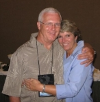 Bill Zogg and Debbie Brockway Fahey