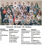 Kenwood - 6th Grade - Mr. Harbison